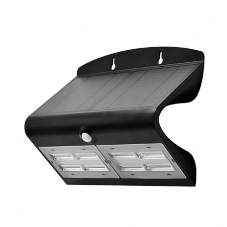 Applique murale led solaire avec détecteur