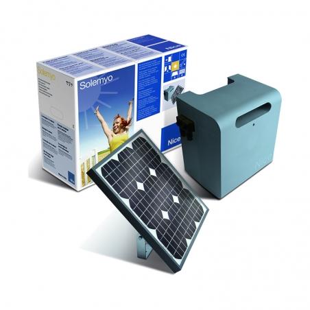 Kit d'alimentation solaire