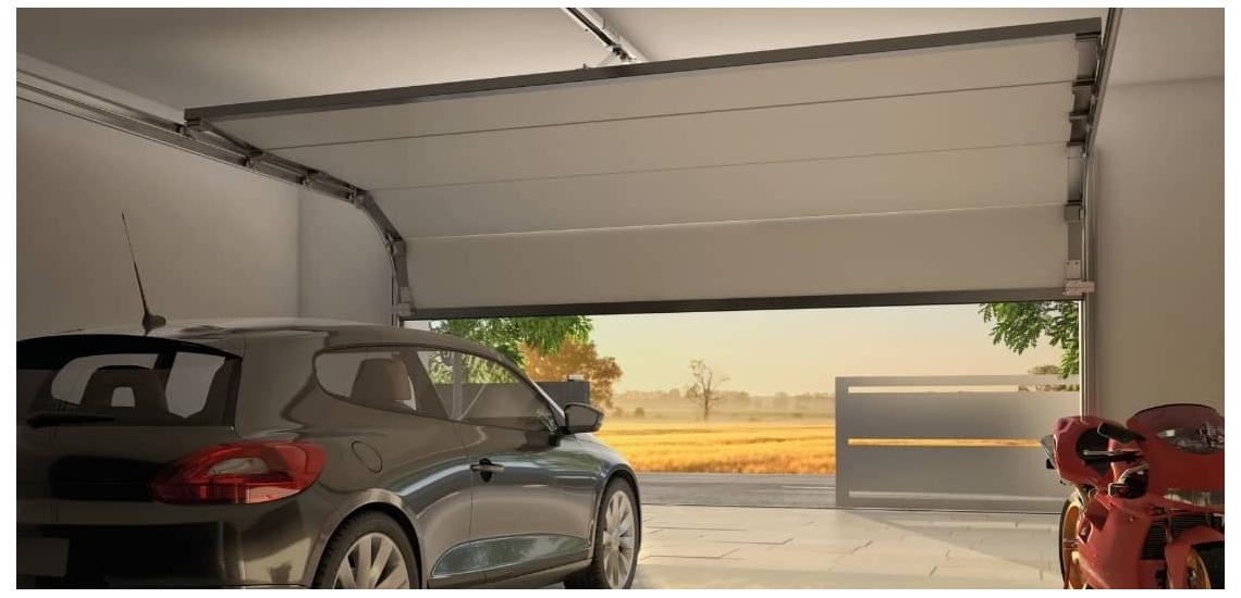 Motorisations et accessoires pour porte de garage | NICE | Diferbat