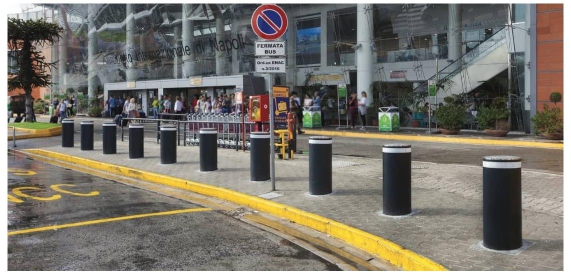 Barrières et bornes de sécurité au meilleur prix   FAAC   Diferbat