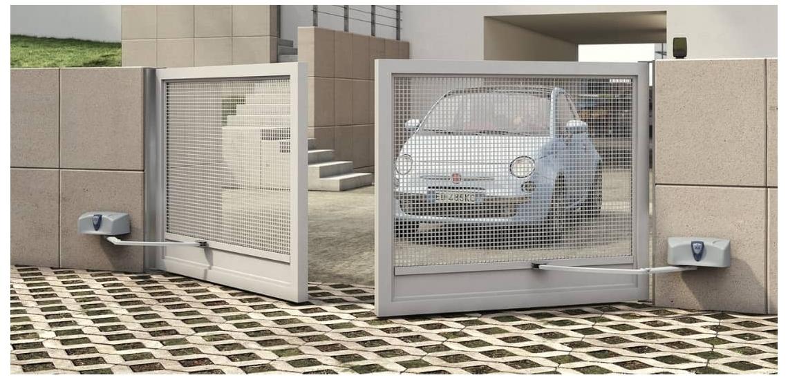 Motorisations et accessoires de portail battant | DEA | Diferbat